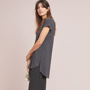 Anthropologie Quinn Tunic by Bordeaux